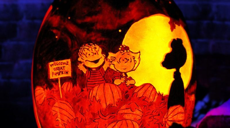 charlie-brown-art-pumpkin