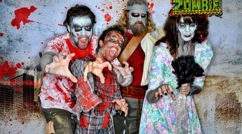 Halloween Report: Long Beach Zombie Fest 2016