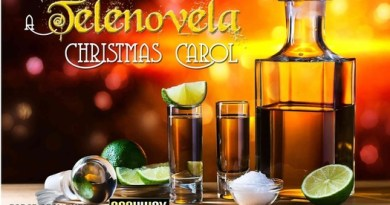 A Telenovela Christmas Carol coming in December