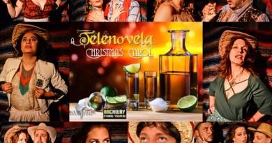 Stage Review: A Telenovela Christmas Carol