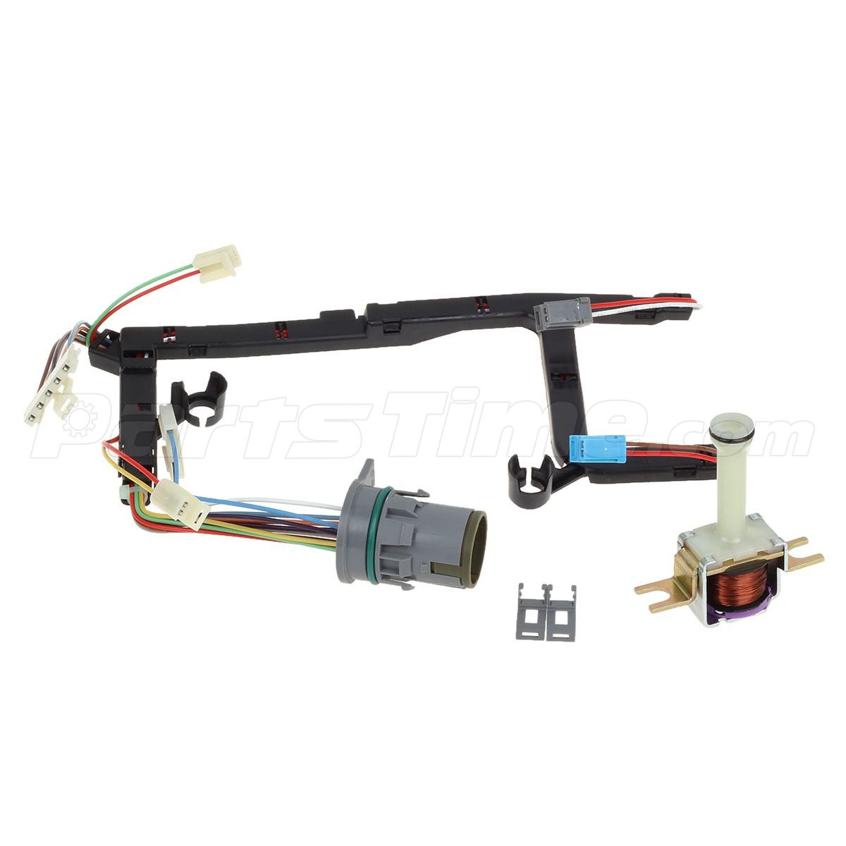 4l60e Transmission Internal Wire Harness With Tcc Lock Up Solenoid Wiring 22 Diagram Images