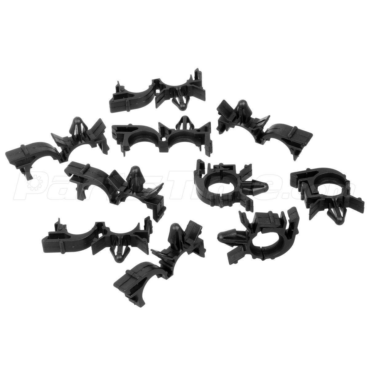 gm wire harness retaining clips