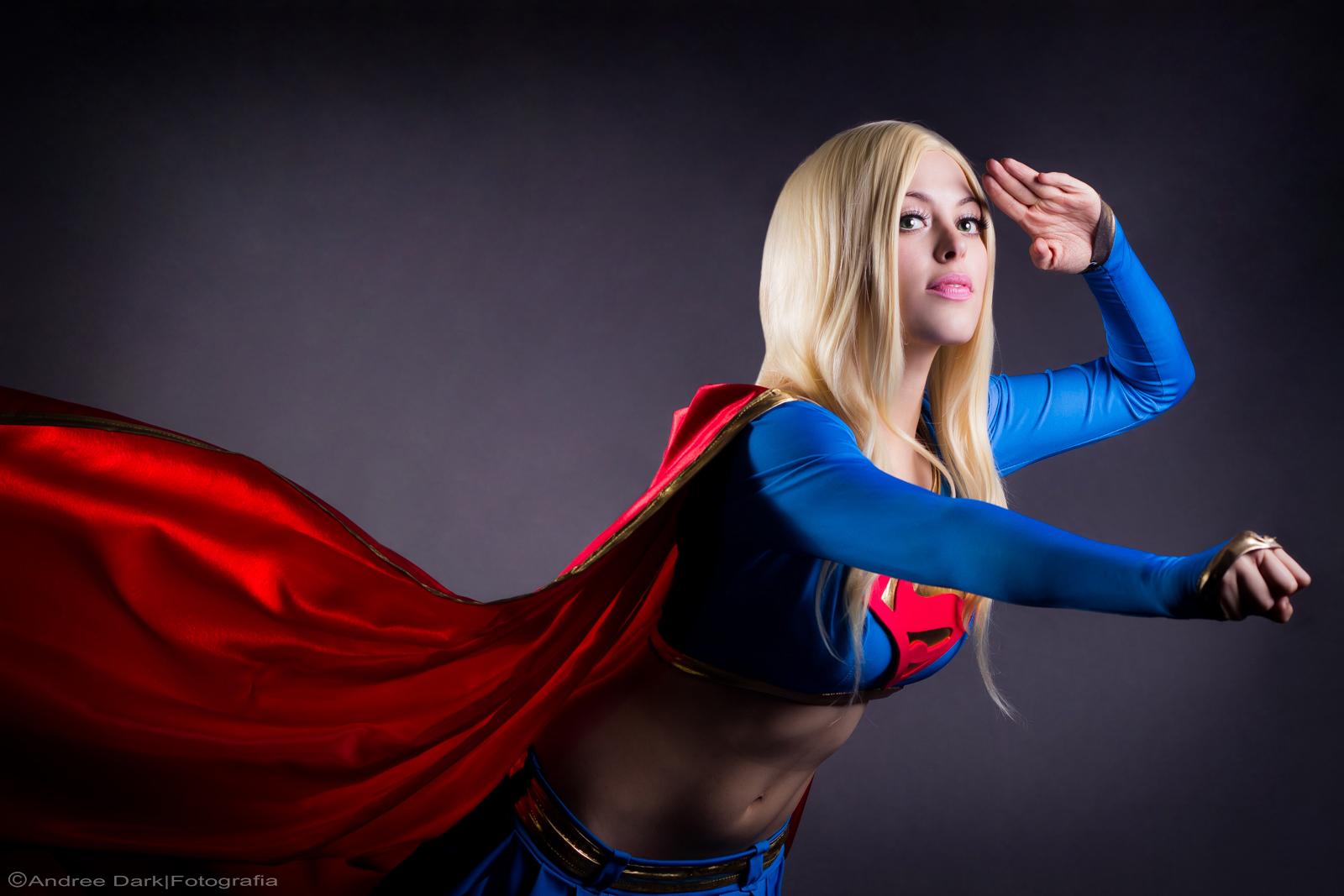 3d Superwoman Wallpaper Super Girl Nadyasonika