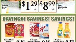 Big Trees Market Grocery Ad & Specials Through September 27th
