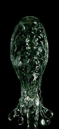 Vertical Water 10 ca.100X45cm