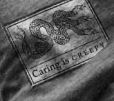 Caring is creepy. ~t. Preview