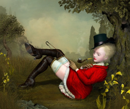 Pretty Little Predators, Ray Caesar published by HiFructose