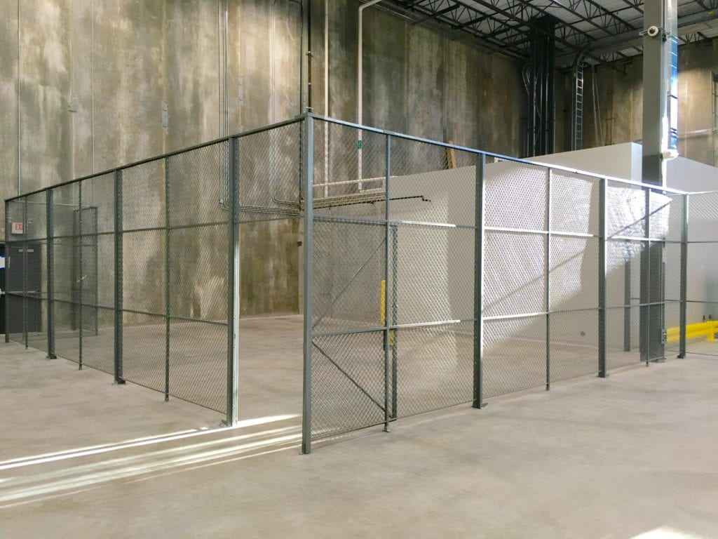 Type 125 Heavy Duty Wire Partitions Newark Wire Works Inc