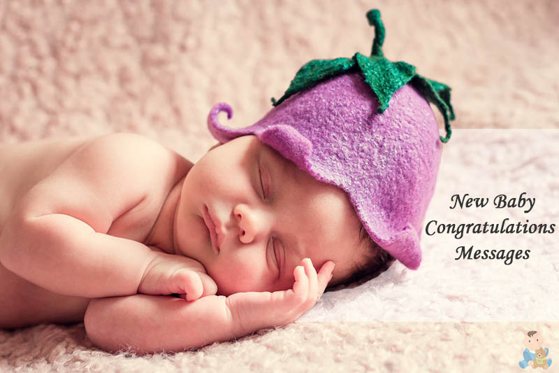 New Baby Congratulations Messages, Quotes, Wishes  Card Messages