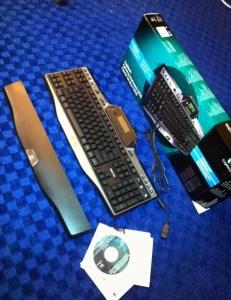 Logitech G510 Box Contents