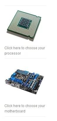 menu processor motherboard