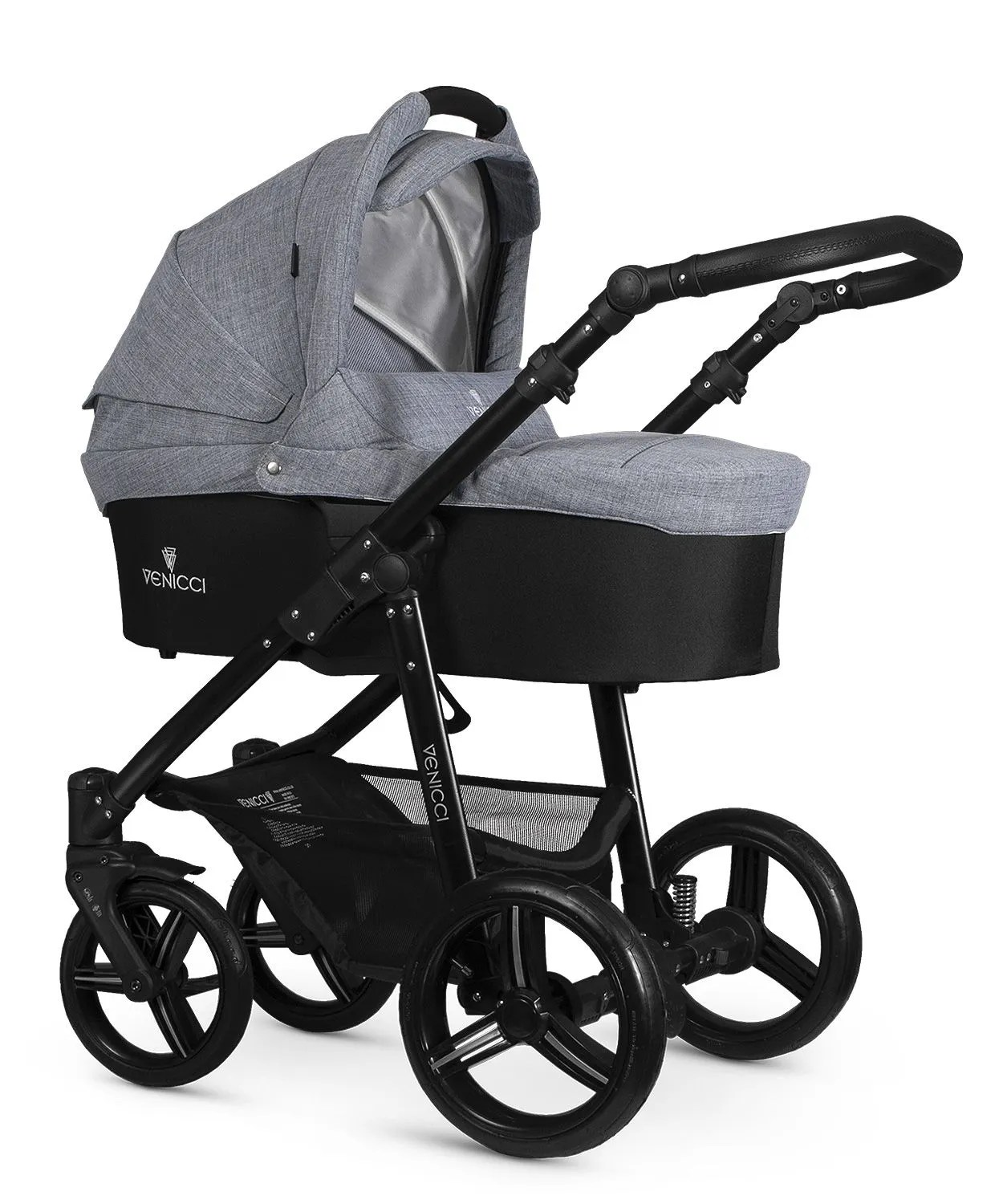 Egg Pushchair Payment Plan Venicci Soft – Med Grey – Newbie Me