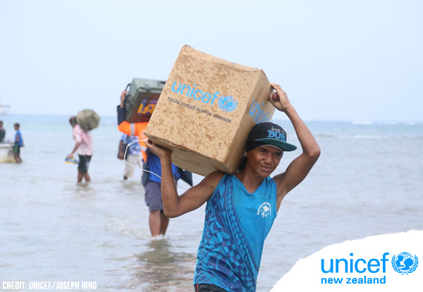 UNICEF New Zealand – Fiji Appeal