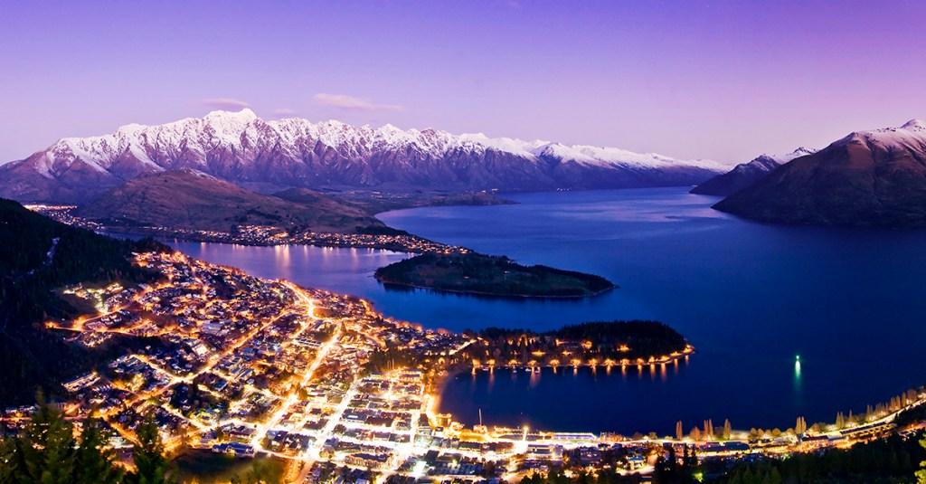 New Zealand's best destination