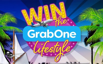 Win the GrabOne Lifestyle!