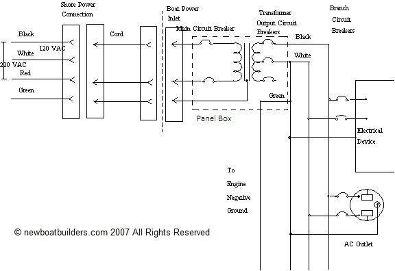 basic transformer wiring diagram
