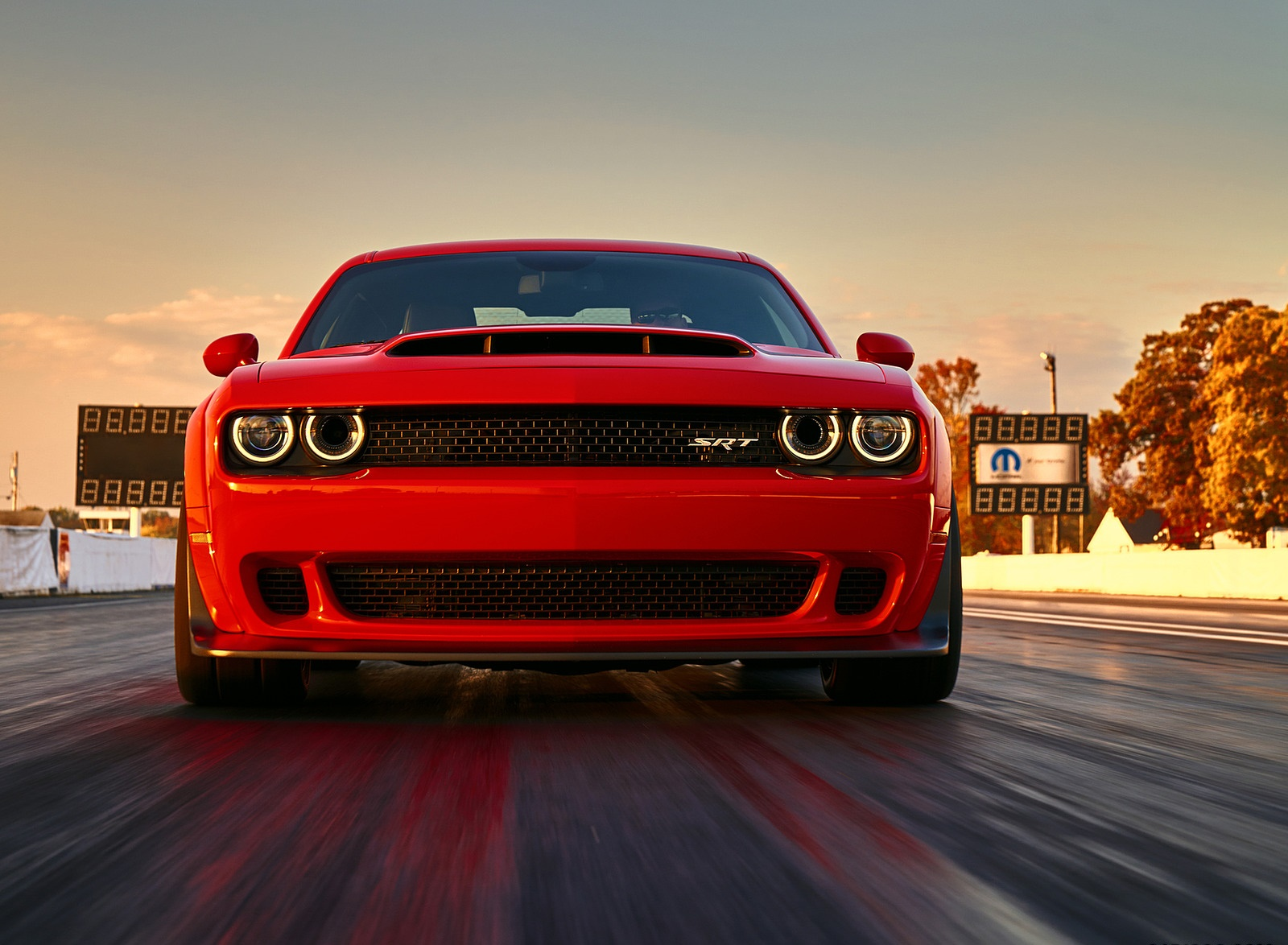 Challenger Hd Wallpaper 2018 Dodge Challenger Srt Demon Front Wallpaper 38 Hd Wallpapers