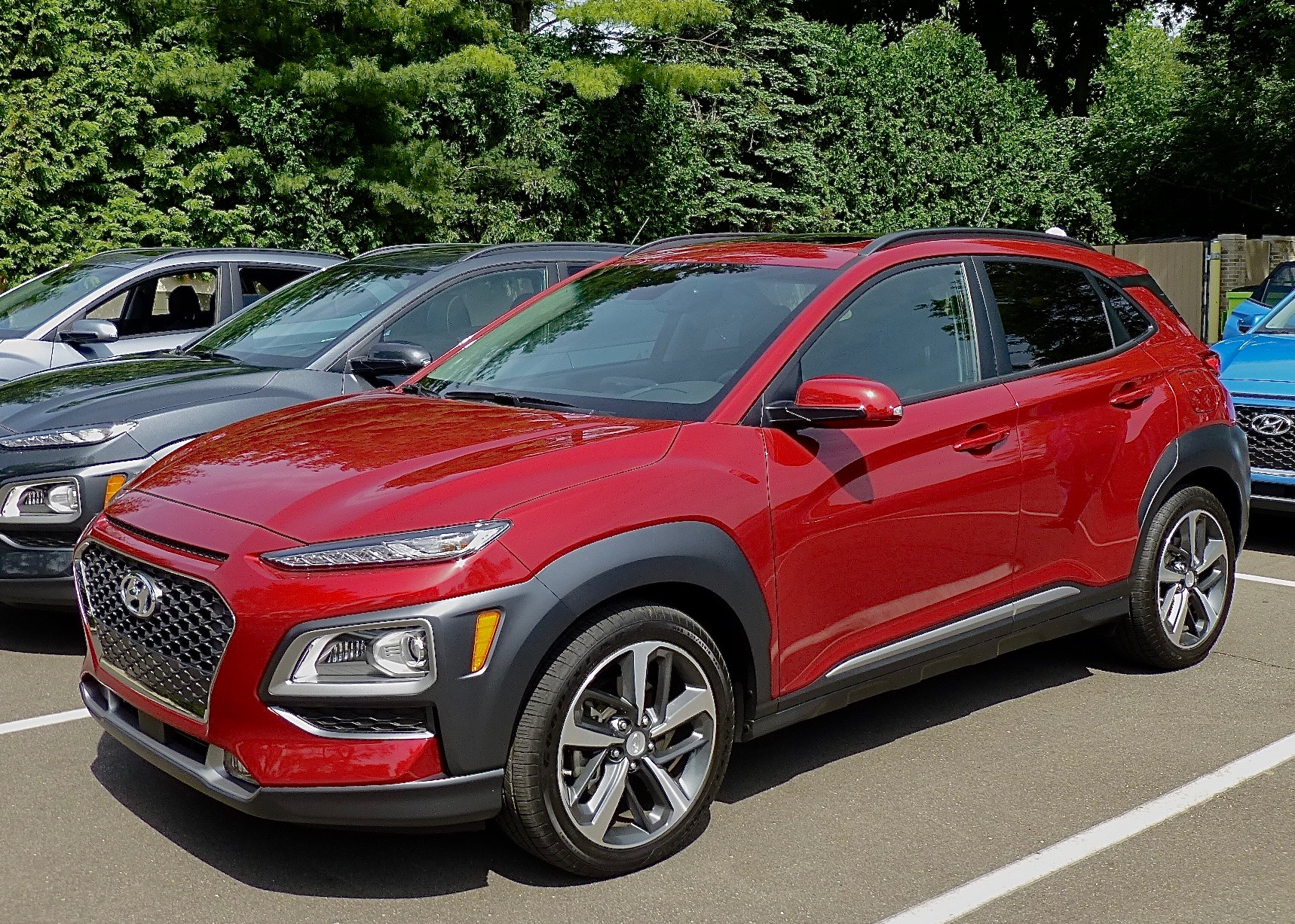 Cuv Car Kona Gives Hyundai High Caffeine Cuv New Car Picks