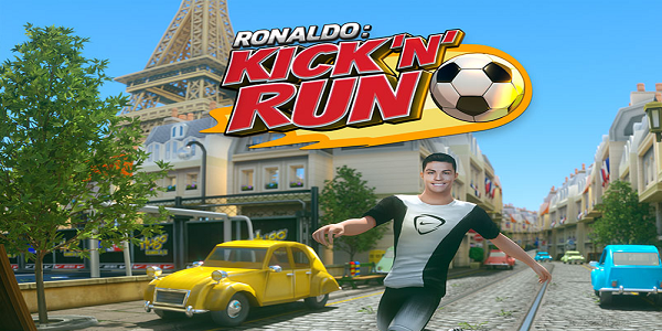 Cristiano Ronaldo Kick'n'Run Cheat Hack Online Tickets, Coins