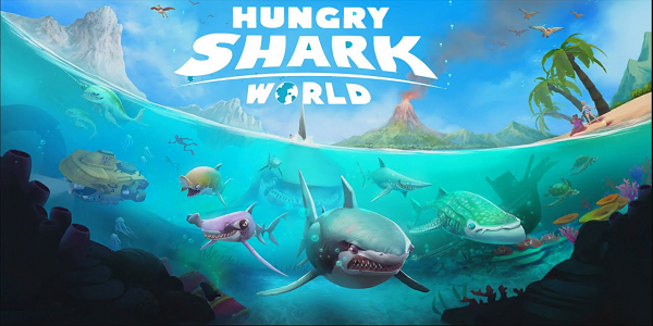 Hungry Shark World Cheat Hack Online Gems, Gold Unlimited