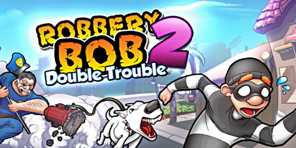 Robbery Bob 2 Double Trouble Cheat Hack Online Coins