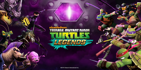 Teenage Mutant Ninja Turtles Legends Cheat Hack Online