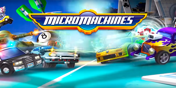 Micro Machines Hack Cheats Gems, Coins Android iOS