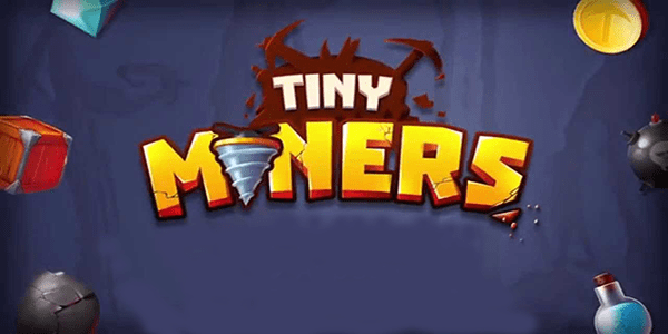 Tiny Miners Hack Cheats Crystals, Coins Android iOS