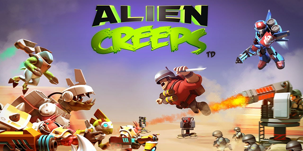 Alien Creeps TD Hack Cheat Online Gems, Coins Unlimited