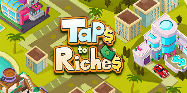 Taps to Riches Hack Cheat Unlimited Gems and Cash