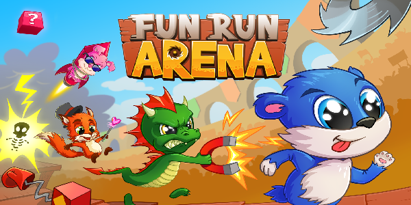 Fun Run Arena Hack Cheat Gems, Coins Android iOS