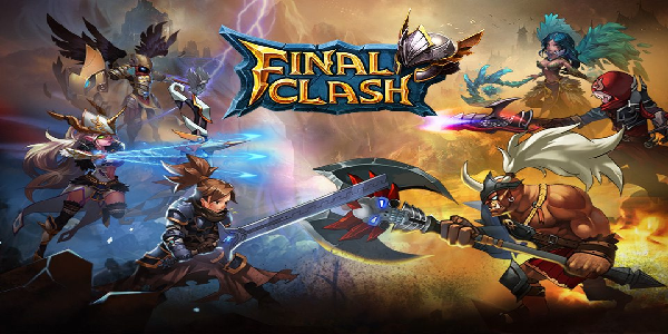Final Clash Hack Cheat Online Unlimited Gems, Gold