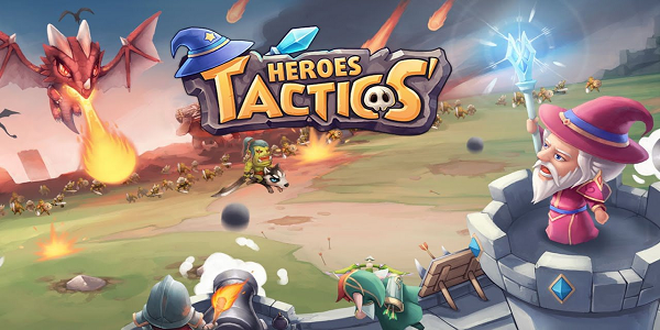 Heroes Tactics Hack Cheat Online Crystals Gold Unlimited