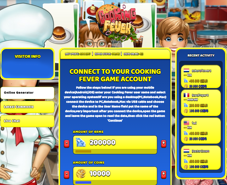 Cooking Fever hack, Cooking Fever hack online, Cooking Fever hack apk, Cooking Fever apk mod, Cooking Fever mod online, Cooking Fever generator, Cooking Fever cheats codes, Cooking Fever cheats, Cooking Fever unlimited Gems and Coins, Cooking Fever hack android, Cooking Fever cheat Gems and Coins, Cooking Fever tricks, Cooking Fever cheat unlimited Gems and Coins, Cooking Fever online generator, Cooking Fever free Gems and Coins, Cooking Fever tips, Cooking Fever apk mod, Cooking Fever android hack, Cooking Fever apk cheats, mod Cooking Fever, hack Cooking Fever, cheats Cooking Fever, Cooking Fever generator online, Cooking Fever Triche, Cooking Fever astuce, Cooking Fever Pirater, Cooking Fever jeu triche,Cooking Fever triche android, Cooking Fever tricher, Cooking Fever outil de triche,Cooking Fever gratuit Gems and Coins, Cooking Fever illimite Gems and Coins, Cooking Fever astuce android, Cooking Fever tricher jeu, Cooking Fever telecharger triche, Cooking Fever code de triche, Cooking Fever cheat online, Cooking Fever generator Gems and Coins, Cooking Fever cheat generator, Cooking Fever hacken, Cooking Fever beschummeln, Cooking Fever betrügen, Cooking Fever betrügen Gems and Coins, Cooking Fever unbegrenzt Gems and Coins, Cooking Fever Gems and Coins frei, Cooking Fever hacken Gems and Coins, Cooking Fever Gems and Coins gratuito, Cooking Fever mod Gems and Coins, Cooking Fever trucchi, Cooking Fever engañar