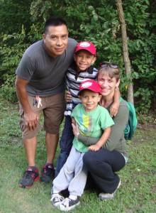 The McGroarty-Torres family