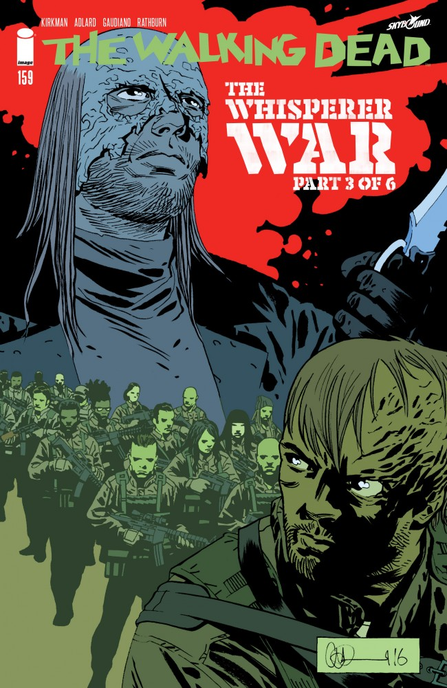 The Walking Dead #159 » Download Free CBR, CBZ Comics, 0-day