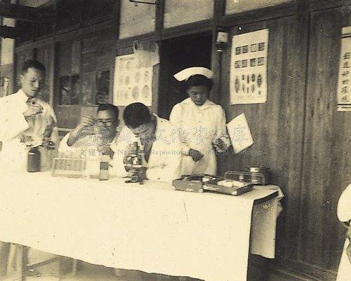 台灣早期醫療