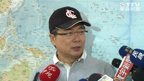 國民黨立委蔡正元提「反廢死公投」