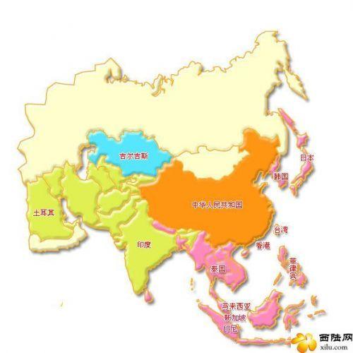 東亞局勢隨中國崛起而逐漸生變。 圖片來源:中國草原之聲