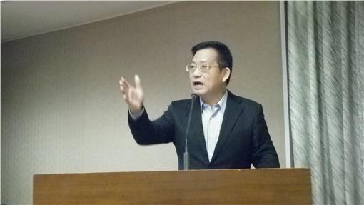 吳育昇提案陸生納入健保。 圖片來源:三立新聞