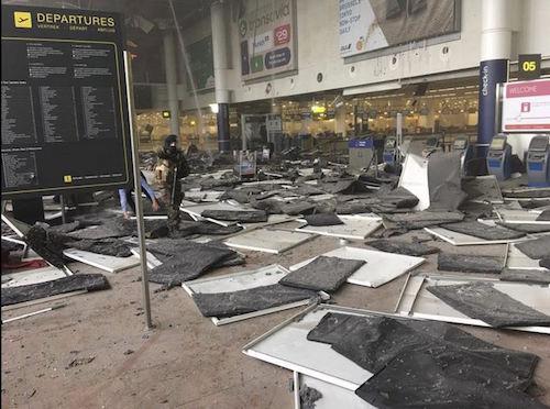 法國巴黎與比利時布魯塞爾相繼發生恐怖攻擊。 圖片來源:新三才