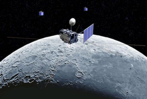 各國相繼發展太空科技,台灣需要一部太空基本法。 圖片來源:南早
