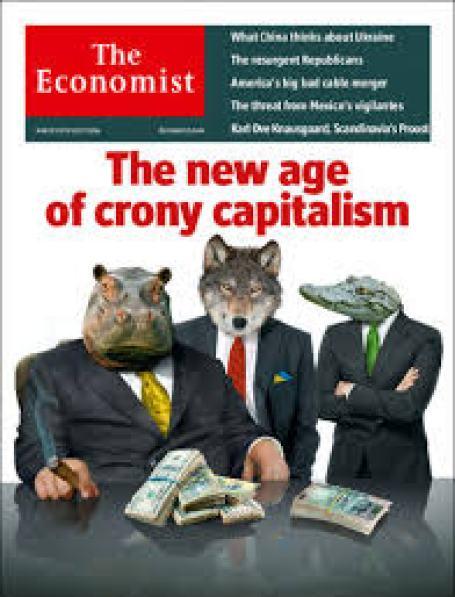 圖片來源: 經濟學人雜誌