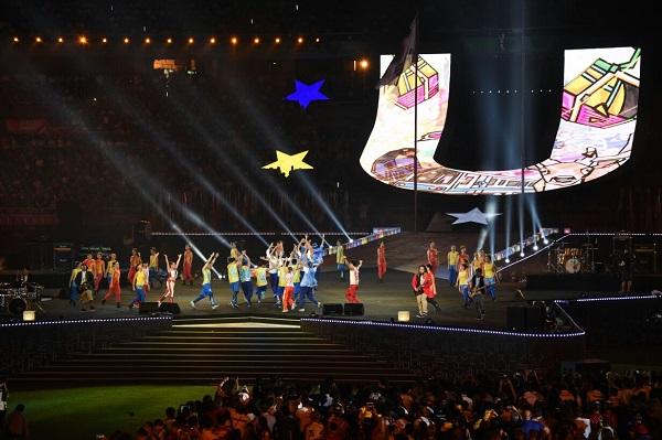 世大運閉幕為運動會劃下完美句點。  圖片來源:台北市政府