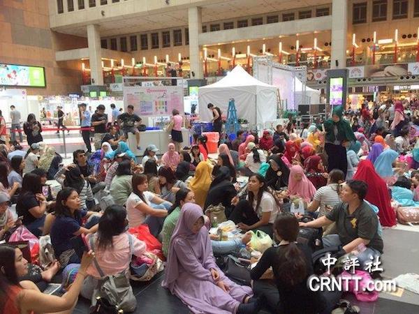 讓民眾多瞭解東南亞文化有助於新南向。 圖片來源:中評社