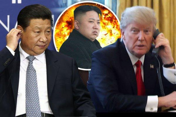 北朝鮮金正恩的下場會是如何? 圖片來源:dailystar