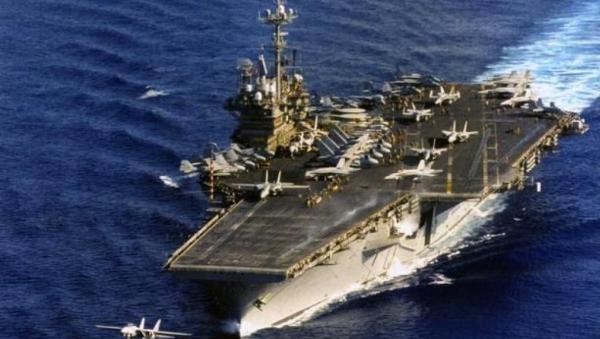 上一次美軍艦進入台灣海峽是1996年台海危機。 圖片來源:阿波羅新聞