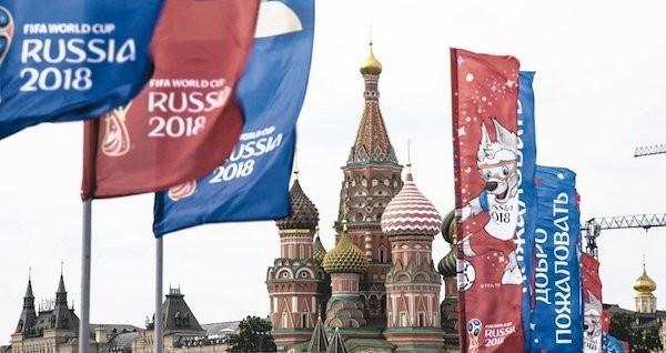俄羅斯不惜花重金舉辦世足賽。 圖片來源:聯合新聞網