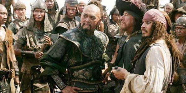 昔日海賊成員挺國際化。 圖片來源:新浪網