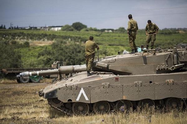 川普發言稱戈蘭高地是屬於以色列。 圖片來源:鏡週刊